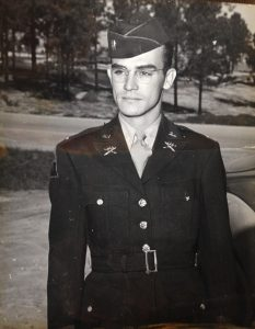 Joe Tom Meador (Military Photo)