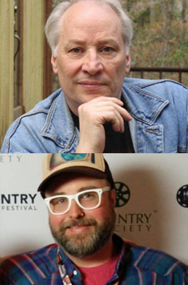 Mentorship Sessions: Joe Lansdale & Aaron Koontz